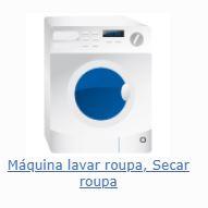 Peças e acessórios maquina lavar roupa